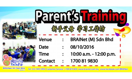 PARENTS TRAINING