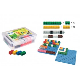 Connect A Cube and activity board