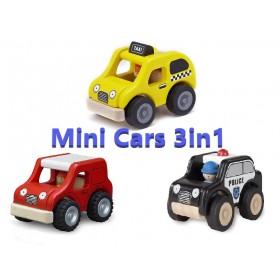 Great Price for 3 Mini Car