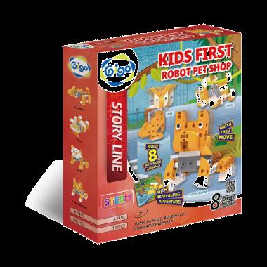 Kids First Robot Pet Shop