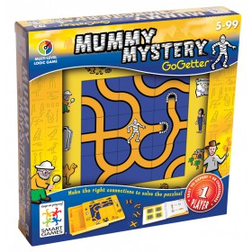GoGetter-Mummy Mystery