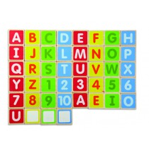 ABC Alphabet Magnet