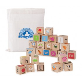 Wonder ABC Block