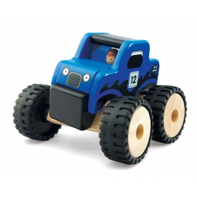 Mini World-Big Wheel Truck