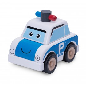 Mini World-Build A Police Car
