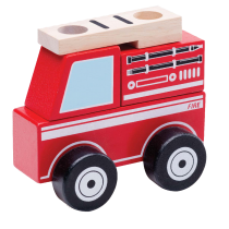 Mini World-Make An Fire Engine
