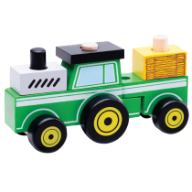 Mini World-Make a Tractor