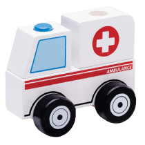 Mini World-Make An Ambulance