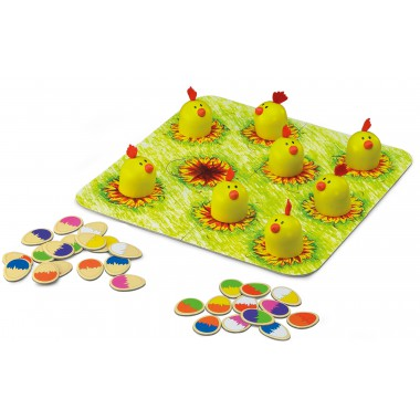 Chicky Memory Game